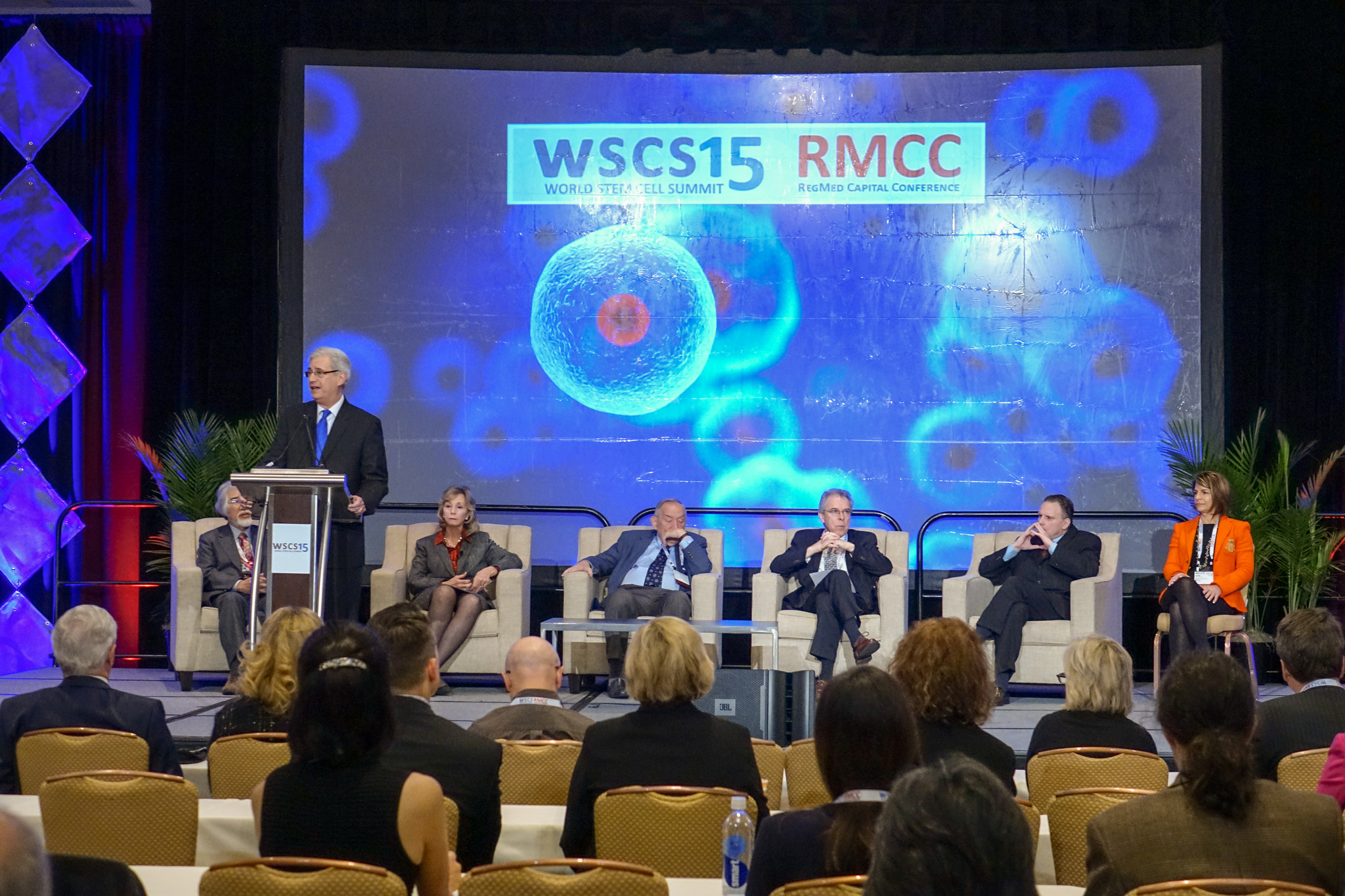 Top 10 Quotes from Day 1 of the World Stem Cell Summit - #WSCS15