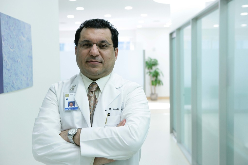 Dr. Sadiq is Leading the Trial Investigating Stem Cells for MS