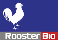 "RoosterBio, ""Radically Changing the Use of Stem Cells"" - Logo"