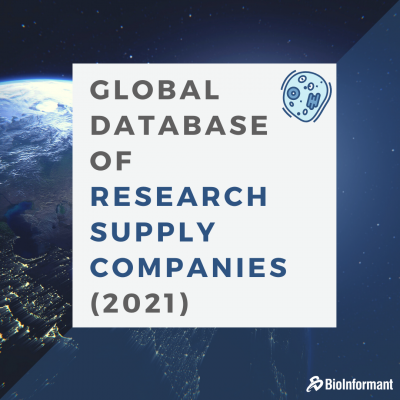 Global Database of Research Supply Companies